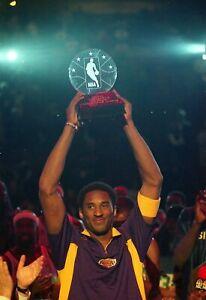Kobe Bryant 2002 NBA All-Star MVP Original Photo Color Negative 35MM RARE!