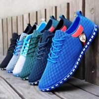 Nuevo Para hombres Zapatos Moda Zapatos de entrenamiento informales lona Moda