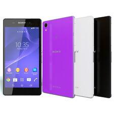 "Sony Ericsson Xperia Z2 D6503 16GB 5.2"" Libre TELEFONO MOVIL 4G LTE Púrpura"