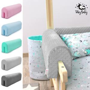 Bettkantenschutz Kinder Schaumstoffbettschutz Bettumrandung Kinderbetten Farben