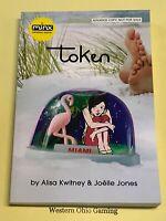 Token Graphic Novel NEW Minx Advance Copy Book