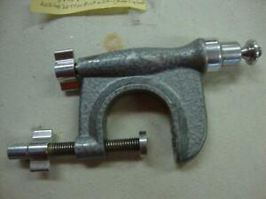 """Vintage metal Clamp MINI-pod Portable Mini Tripod 1/4"""" GERMANY"""