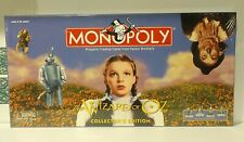 Monopoly THE WIZARD OF OZ Collector's Edition board game - NEW & FACTORY SEALED