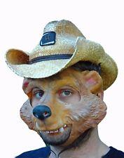 Bärenmaske Maske Bär Herbert Honigbär Braunbär Fasching Karneval 129238213