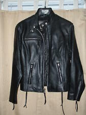 Wilson's Leather Jacket - New - Small