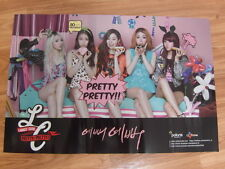 LADIES' CODE - CODE#02 PRETTY! PRETTY! [ORIGINAL POSTER] *NEW* K-POP