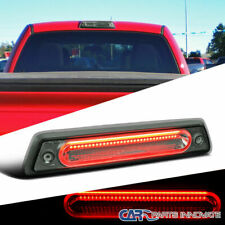 Ford 09-14 F150 F-150 Pickup Smoke Full LED 3rd Third Brake Light Tail Rear Lamp