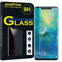"""Lot/ Pack Film Verre Trempe Protecteur Écran Huawei Mate 20 Pro 6.39""""/ Pro UD"""