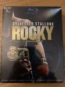 Sylvester Stallone : Rocky - L'anthologie NEUF cellophané