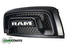 2015-2018 DODGE RAM 1500 MFM REBEL BLACK FRONT GRILLE GRILL OEM MOPAR GENUINE