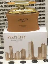 SEX IN THE CITY MILLIONAIRE FOR MEN  - 3.3 OZ/100 ML EDT SPRAY IN BOX