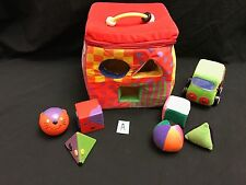 Small World Toys Iq Baby Whose House Shape Sorter & Zoom Car