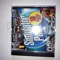 SIMULATOR PACK 10 Simulator Games [PC DVD-ROM] (WINDOWS 7/8)