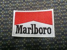 MARLBORO CIGARETTES RACING PATCH