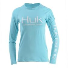 Huk Ladies Pursuit Tahiti Vented Long Sleeve Shirt