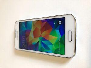 Samsung Galaxy S5 Mini - 16GB - White (Unlocked) Smartphone