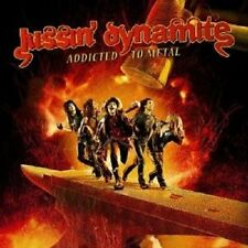 Kissin Dynamite-Addicted to metal CD ROCK 12 tracks nuovo