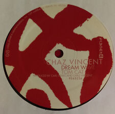 Chaz Vincent–Dream Zenith, Dream Wave, Tom Cat~Techno~Jeff Mills~FAST SHIPPING!!