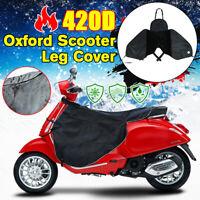 Motorrad Roller Beinschutz Schürze Schützend Kniedecke Winter Warmer Neu