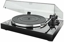 Dual DT 500 HiFi Record Player Turntable Gloss Finish Case with USB output