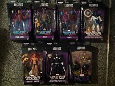 Marvel legends GUARDIANES DE LA GALAXIA Vol.2 Wave 1-Titus Baf Series-Conjunto de 7