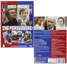 THE PERSUADERS! (1971-1972): COMPLETE British Classic TV Series - NEW  DVD UK