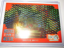 ROBOTS THE MOVIE RUSTIES TO THE RESCUE RARE HOLOFOIL CARD CHASE RR-4 MINT