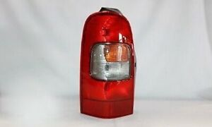 Left Side Tail Light For 97-05 Chevrolet Venture/97-04 Oldsmobile Silhouette