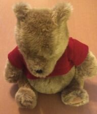 """Gund Disney Classic Winnie the Pooh in Red Sweater 12"""" - See Description"""