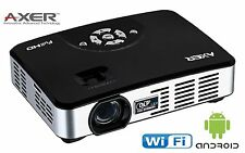 Portable Palm HD LED Projector FHD-6600A W/ Android & WiFi