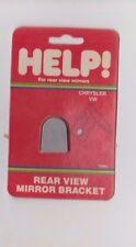 Dorman Help 76995 Rear View Mirror Bracket for Chrysler Volkswagon VW NOS