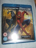SPIDER-MAN 3  Tobey Maguire Sam Raimi BLU RAY