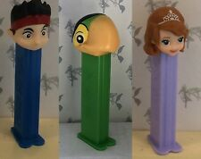 PEZ - The Disney Junior Series - Choose Character from Pull Down Menu