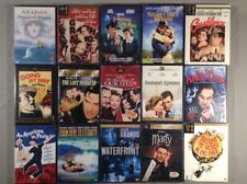 New, sealed Dvds: Classic films from the 1930s to the 1990s; combined shipping
