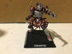Yoshimitsu Tekken 6Chouzokei Damashii Bandai Trading Figure