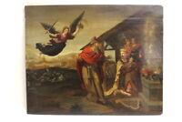 Barock Gemälde Biblische Szene  König David