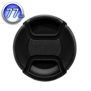 77mm Universal Center Pinch Lens Cap UK Seller