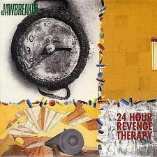 Jawbreaker 24 Hour Revenge Therapy BLACK VINYL LP Record & MP3 6 Bonus Songs NEW