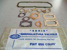 FIAT 850 COUPE'- SERIE.GUARNIZIONI SMERIGLIO
