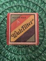 Walz Filter 42mm Green Camera Filter Lens w/ Box
