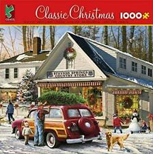 CEACO CLASSIC CHRISTMAS PUZZLE CHRISTMAS GENERAL STORE 1000 PCS #3372-16
