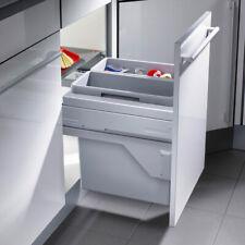 Hafele Euro Cargo S Kitchen Cabinet Pull Out Waste Bins 450 mm - 502.73.901