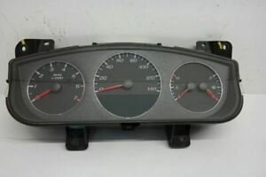 2007 Chevrolet Impala Speedometer Cluster US Opt UH8 Excluding SS