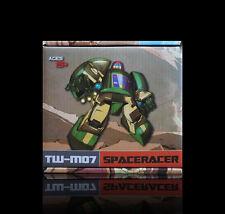 Transformers Masterpiece ToyWorld TW-M07 Spaceracer aka MP Cosmos MISB