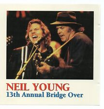 NEIL YOUNG - 13th ANNUAL BRIDGE OVER (LIVE MOUNTAIN VIEW 1999) - 2CD -SOUNDBOARD