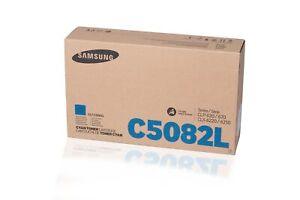 PL Neu Samsung CLT-C5082L Toner cyan A