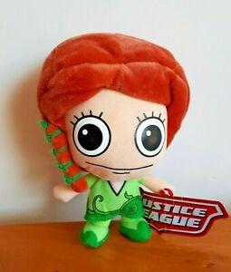 Justice League Plush DC Comics - Poison Ivy - Soft Stuffed Toy - 18cm - NEW