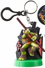 Teenage Mutant Ninja Turtles Swappz Keychain Donatello Figure TMNT New