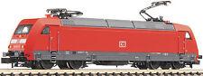 FLEISCHMANN N 735507 locomotora eléctrica BR 101 DB Ep 6 &