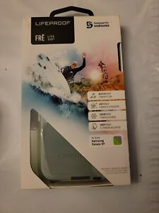 Lifeproof FRE Series Waterproof Case for Samsung Galaxy S9 - Gray/Green
